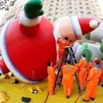 Những hình ảnh về việc chuẩn bị Giáng Sinh ở Hoa Kỳ